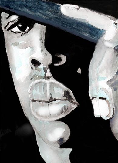 Jay-Z by brainfree
